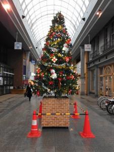 クリスマスもうすぐなんだね♪