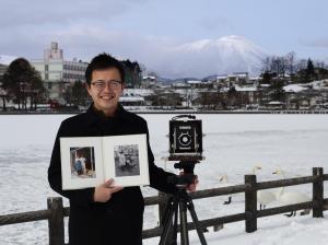フィルムで撮る出張写真館始めました。