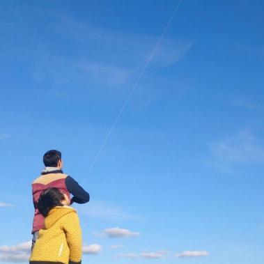 凧あげ日和